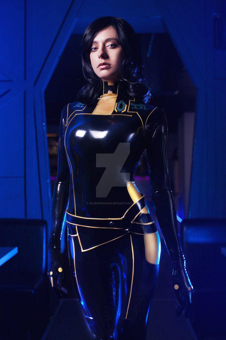 Jessica Nigri Mass Effect - ma