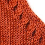 Knitting Tip - Accentuated Decreasing. Examples for rib, cable and other patterns. Very nice ideas.