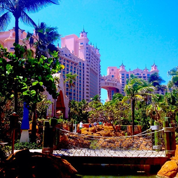 Atlantis Resort, Nassau Paradise Island, The Bahamas