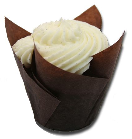 THIS IS REDICULOUS - It now has more chocolate, delicate crumb, just a hint more cocoa, and is topped with Ethereal Cupcake's signature cream cheese frosting.
