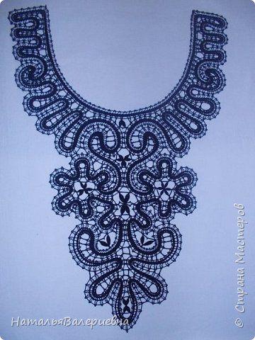 Гардероб Плетение на коклюшках Коклюшечное кружево Нитки фото 1