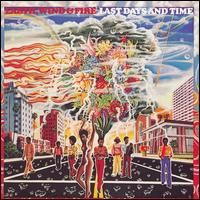 EWF The cover of 1972 album Last Days and Time. Earth, Wind & Fire is an American band that has spanned the musical genres of soul, disco, R, funk, jazz and rock. They are one of the most successful and critically acclaimed bands of the twentieth century... .Also known as EWF, the band was founded in Chicago by Maurice White in 1969. Other members have included Philip Bailey, Verdine White, Ralph Johnson, Larry Dunn, and Al McKay. The band has received 20 Grammy nominations;