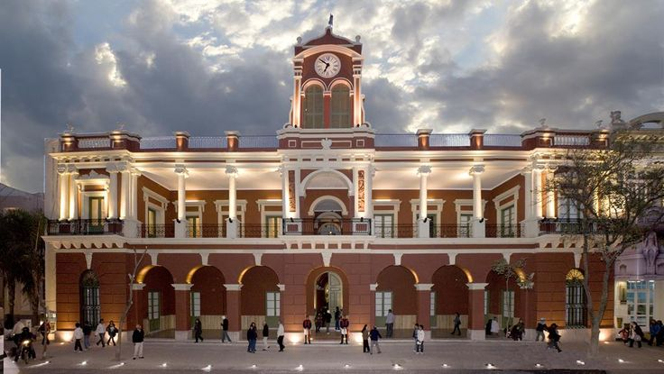 Centro cultural del Bicentenario, #SantiagoDelEstero #Argentina #ArgentinaEsTuMundo #Arquitectura #Viajes Para más info > https://www.facebook.com/viajaportupais