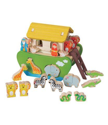 Shape Sorting Noah's Ark