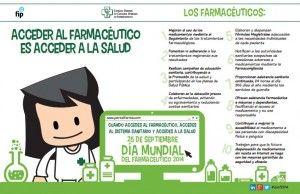 25 de septiembre, Día Mundial del Farmacéutico #farmaciajuanalorenzo
