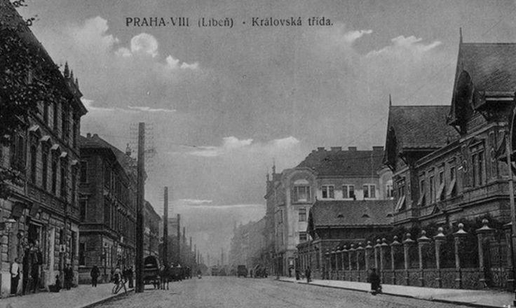 Fotka uživatele Libeňská kronika.