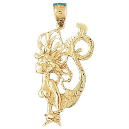 19 best mermaid jewelry pendants images on pinterest mermaid mermaidhomedecor 18k gold mermaid pendant 50199 aloadofball Gallery