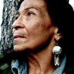 296. Patti Douville, Oglala-Lakota, Crazy Horse Memorial, South Dakota, 2011.