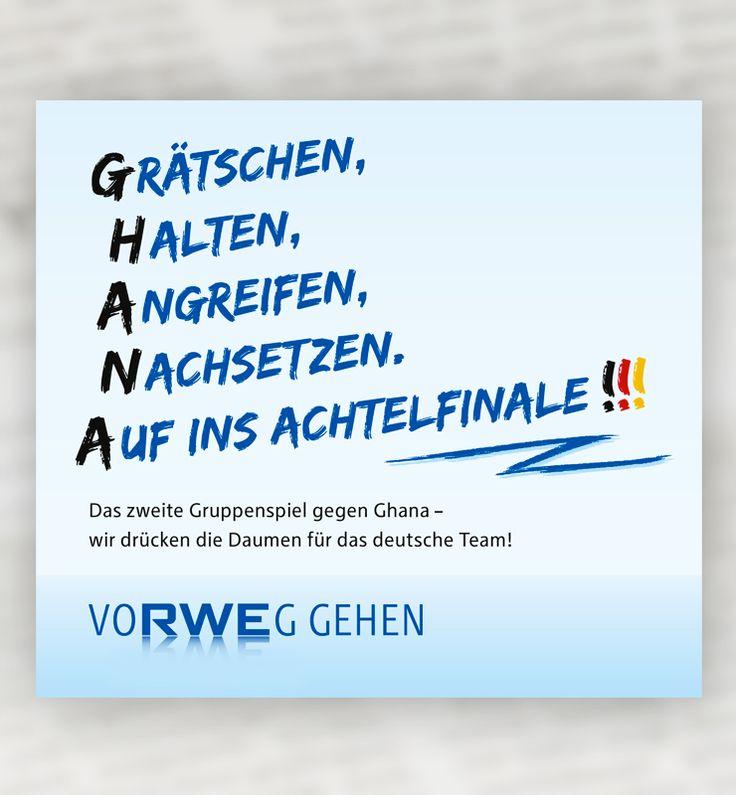 RWE - Anzeigenkampagne