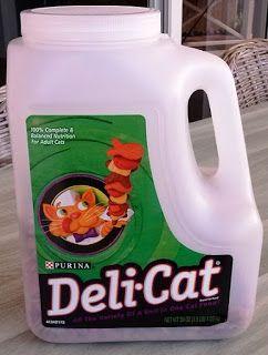 mijn persoonlijke ervaringen: Purina Deli-Cat