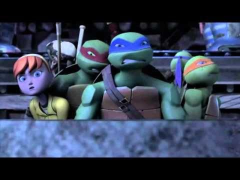 MV Last Resort - The Outlaw Armaggon  TMNT 2015