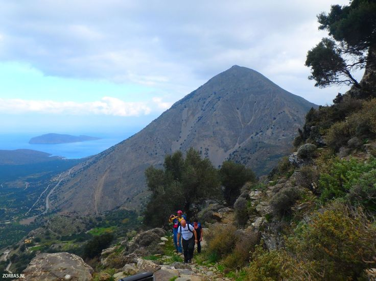 Walking on Crete   Walking on Crete Greece  - Hiking in Greece: Information about walking on Crete:Our accommodation is located directly at the seafront and is an ideal starting point for hiking across Crete, both summer and winter. We offer possibilities for individual hikes or group hikes. You might know the Samaria gorge, but to