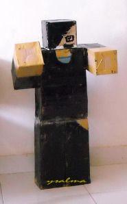 Karakter Steve Minecraft
