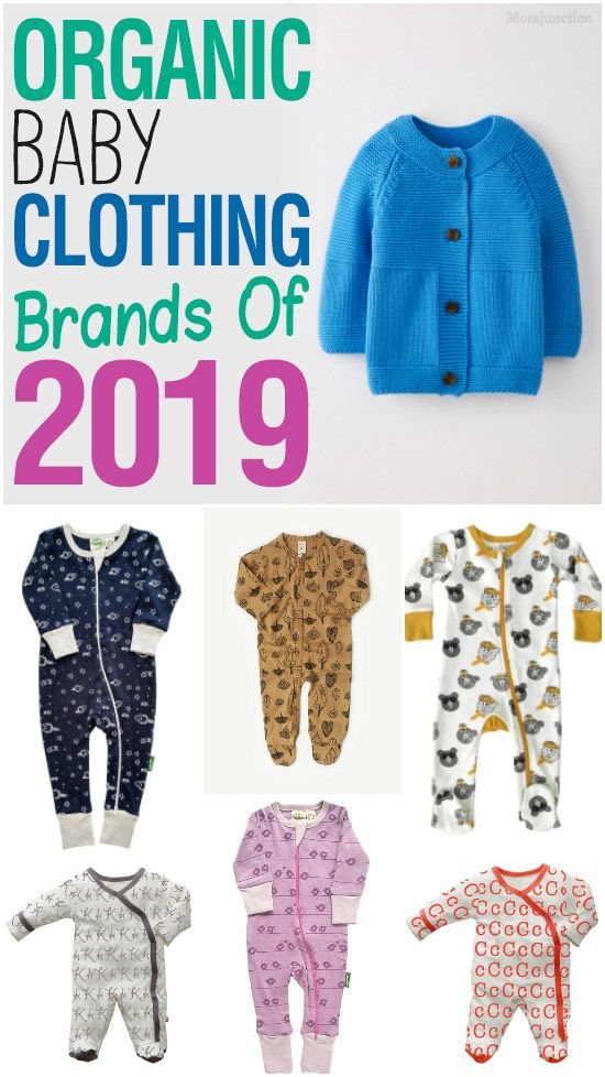 40fed452387 15 Best Organic Baby Clothing Brands Of 2019   Harmful chemicals have found  their way into every aspect of our lives. Clothing is no exception.