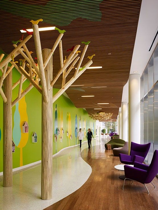 Power Players in Healthcare Design: ZGF Architects