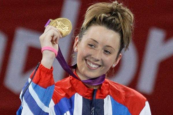 13Taekwondo – women's 57 kg  Gold: Jade Jones, Great Britain