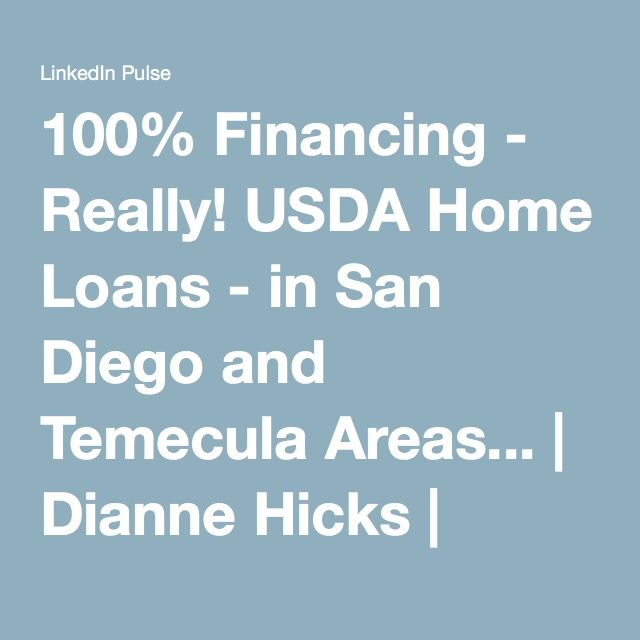 100 financing really usda home loans in san diego for Usda home search