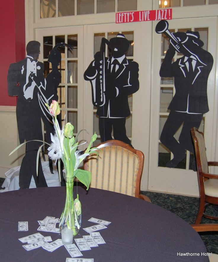 Best images about jazz party ideas on pinterest may