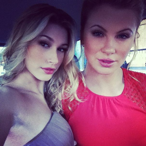 Hailey is super close with her cousin, Ireland Baldwin -- Alec Baldwin and Kim Basinger's daughter.