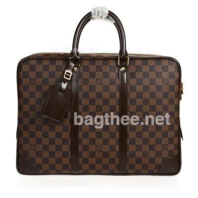 Louis Vuitton Damier Ebene Briefcase SKU:137004