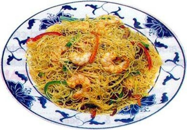 Singapore Rice Noodles Recipe - Chinese.Food.com