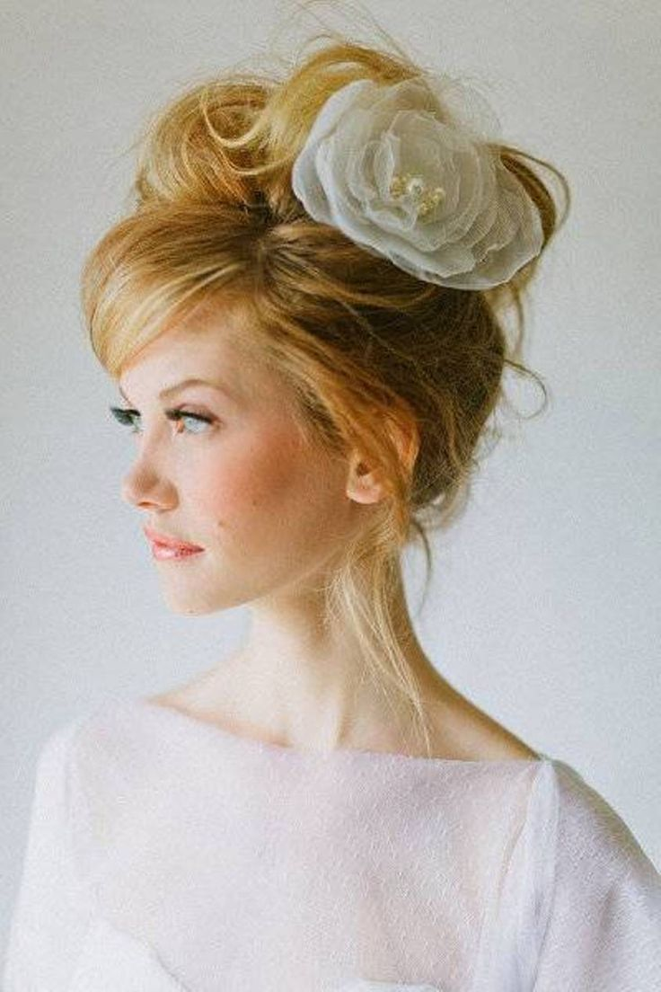 49 best beautiful bridal hair inspiration images on pinterest