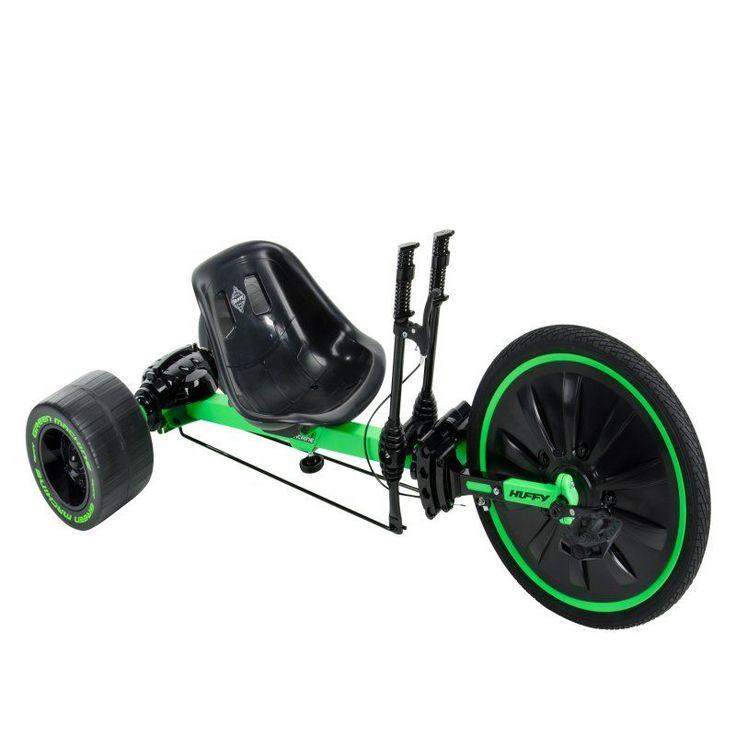 huffy big green machine