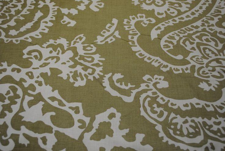 Summer of Love Daydream linen/cotton blend - 137cm