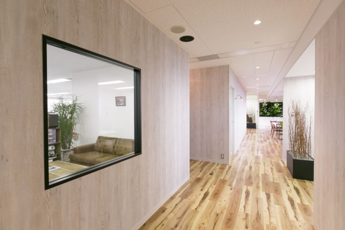 Rise inc offices - Wall(http://wall.ac)