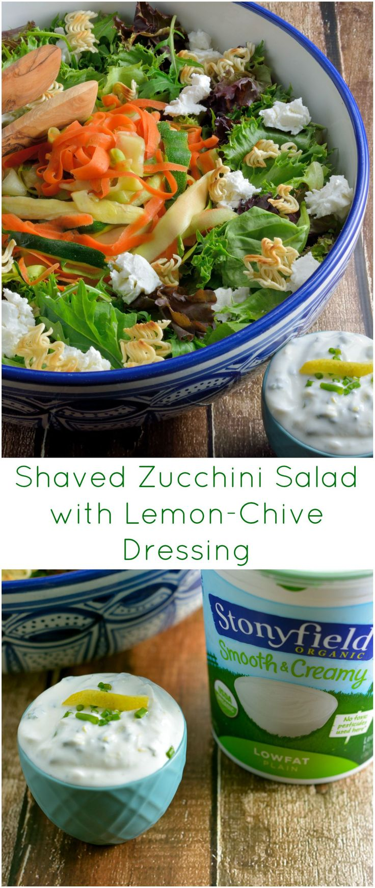 ... Salads on Pinterest | Zucchini squash, Dressing and Arugula salad