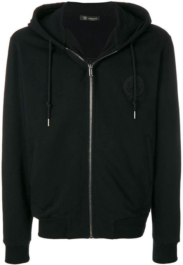 Versace embroidered Medusa jacket #menswear #summer #jacket