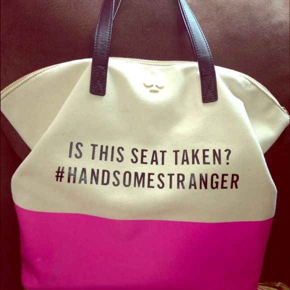 "I just added this to my closet on Poshmark: Kate Spade Weekender tote in ""#handsomestranger"". Price: $195 Size: OS"