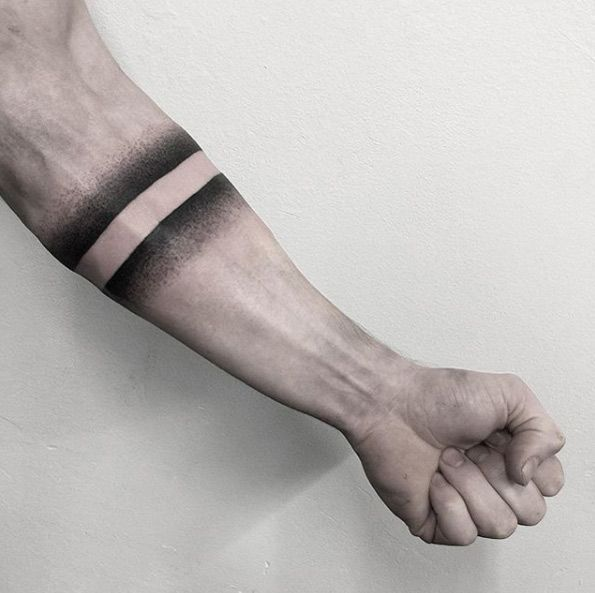45 Perfect Armband Tattoos for Men and Women – TattooBlend – #Armband #men #per…