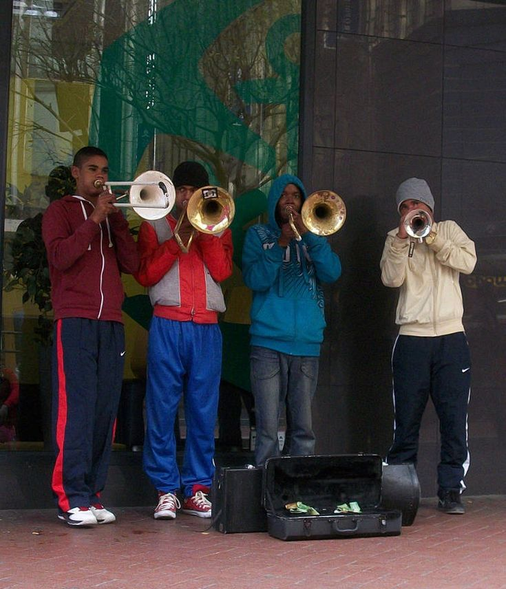 Time to Face the Music // Street Musicians In Cape Town  Photo: Erica Manniello