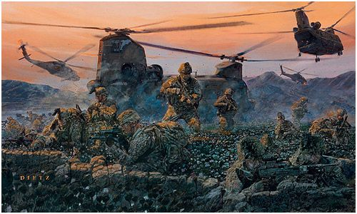 The Official Site - Jody Harmon Military Art & Limited Edition Prints