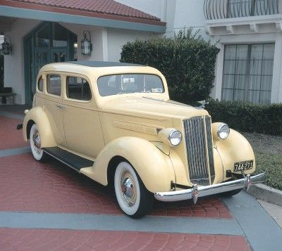 The 1937 Packard Six was just what the Depression-wracked car market was looking for.
