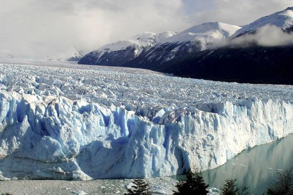 Final. Glaciar Perito Moreno.