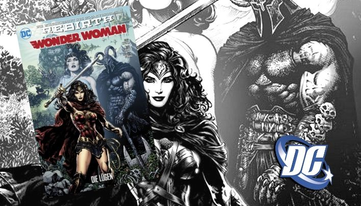 Rezension: Wonder Woman 1 – Die Lügen (DC Comics/Panini)