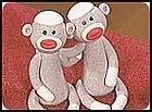singeSock Monkeys, Socks Monkeys Jpg, Socks Monkeyjpg, Clay Style, Clay Creations, Polymer Clay, Clay Socks