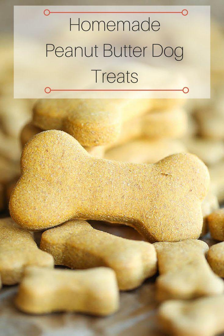 Selbst Gemachte Erdnussbutter Hundefestlichkeiten Healthy Dog Treats Dog Biscuit Recipes Healthy Dog Treats Homemade