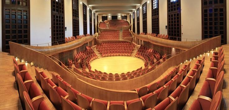 Auditorium 'Giovanni Arvedi' del Museo del Violino - Cremona
