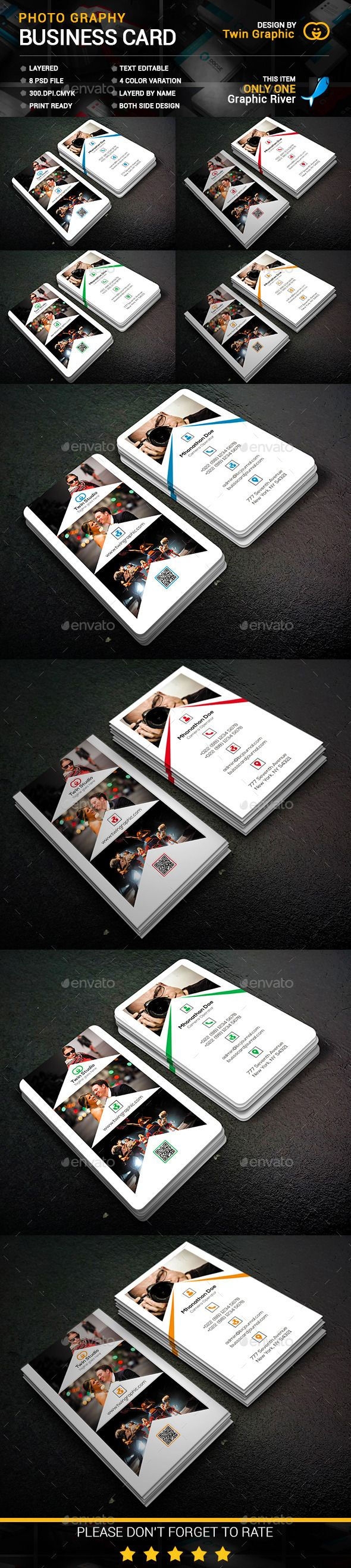 116 best business card images on pinterest visit cards print photography business card design fbccfo Images