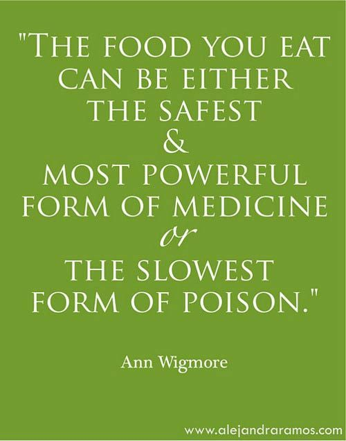 Food as medicine: Inspiration, Quotes, Fitness, Truth, Food, So True, Healthy, Poison