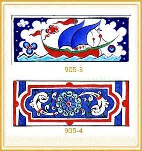- Çini Karo ve Çini Panolar - hediyelik çini panolar, Çini karolar, çini tabak, iznik karo, Çini Pano, cini panels, ceramic tiles, çini Prom...