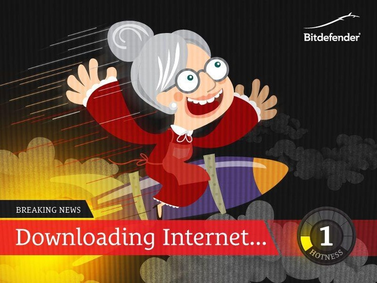 A 75-year old Swedish woman surfs the Internet by a 40 Gbit/second pipe. If you like it, stay tuned for more !