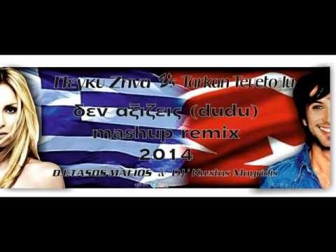 Peggi Zina Ft.Tarkan Tevetoglu-Den Aksizeis Dudu (MashUp Remix DjTasos M...