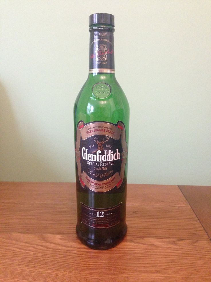 Glenfiddich (Special Reserve) - Aged 12 Years - Single Malt