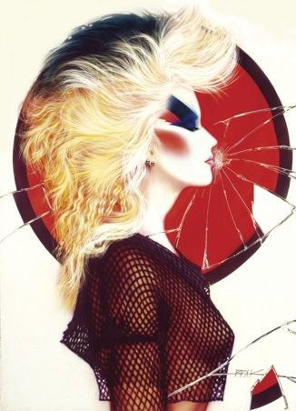Syd Brak Athena Poster - Had this in my homework book back in the day