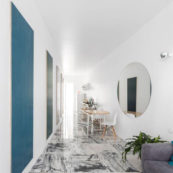 fala, Fernando Guerra / FG+SG · Graça Apartment