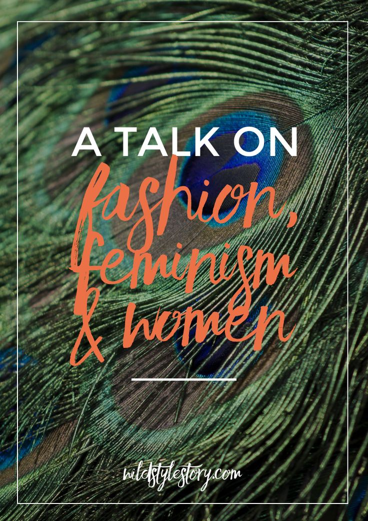 Fashion, Women & Feminism: Let's Talk About It | Want to get insight on vital questions regarding women, fashion and feminism? Some kickass' females such as Lena Durham, Emma Watson, Sophia Amoruso, Alexa Chung and Sheryl Sandberg are leading the way! Click through for 5 relevant initiatives you must know about today.